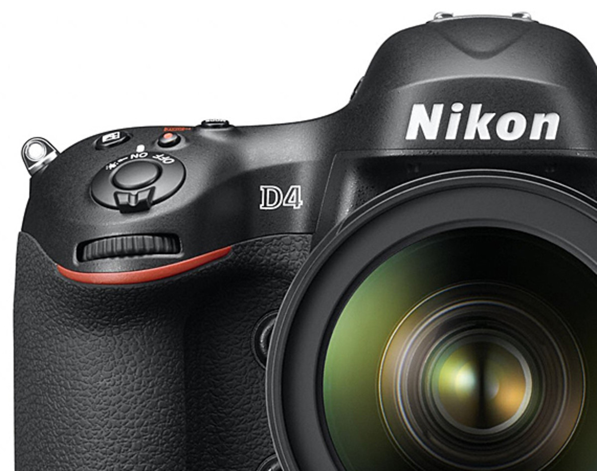 Nikon D4 | New Flagship Professional DSLR Camera From Nikon