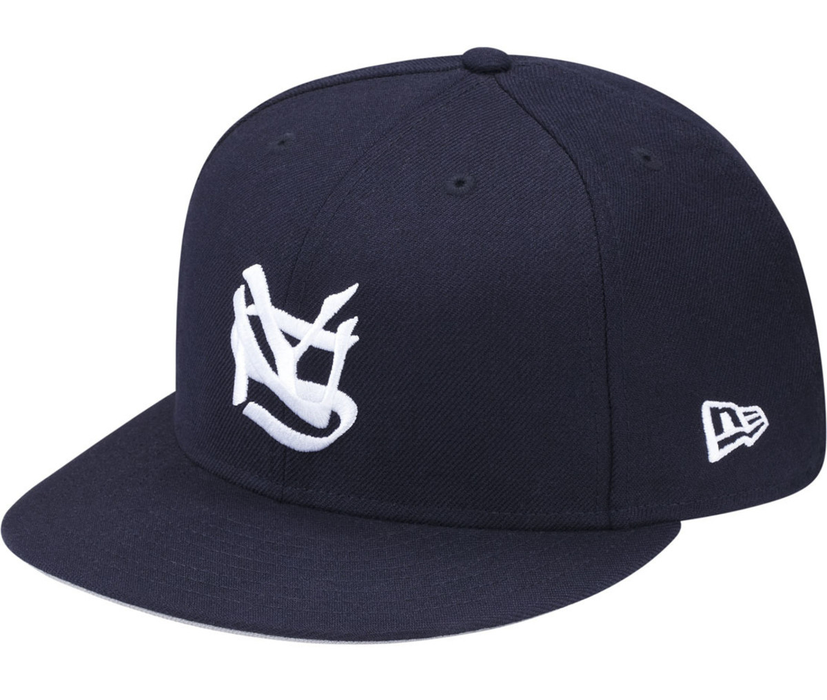 d243c0f3 Supreme x New Era - SNY Logo 59FIFTY Fitted Cap - Freshness Mag
