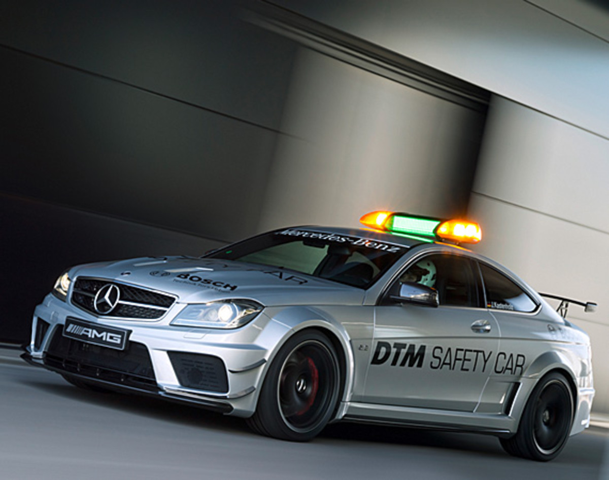 Mercedes benz c63 amg coup black series 2012 dtm safety for Mercedes benz m series