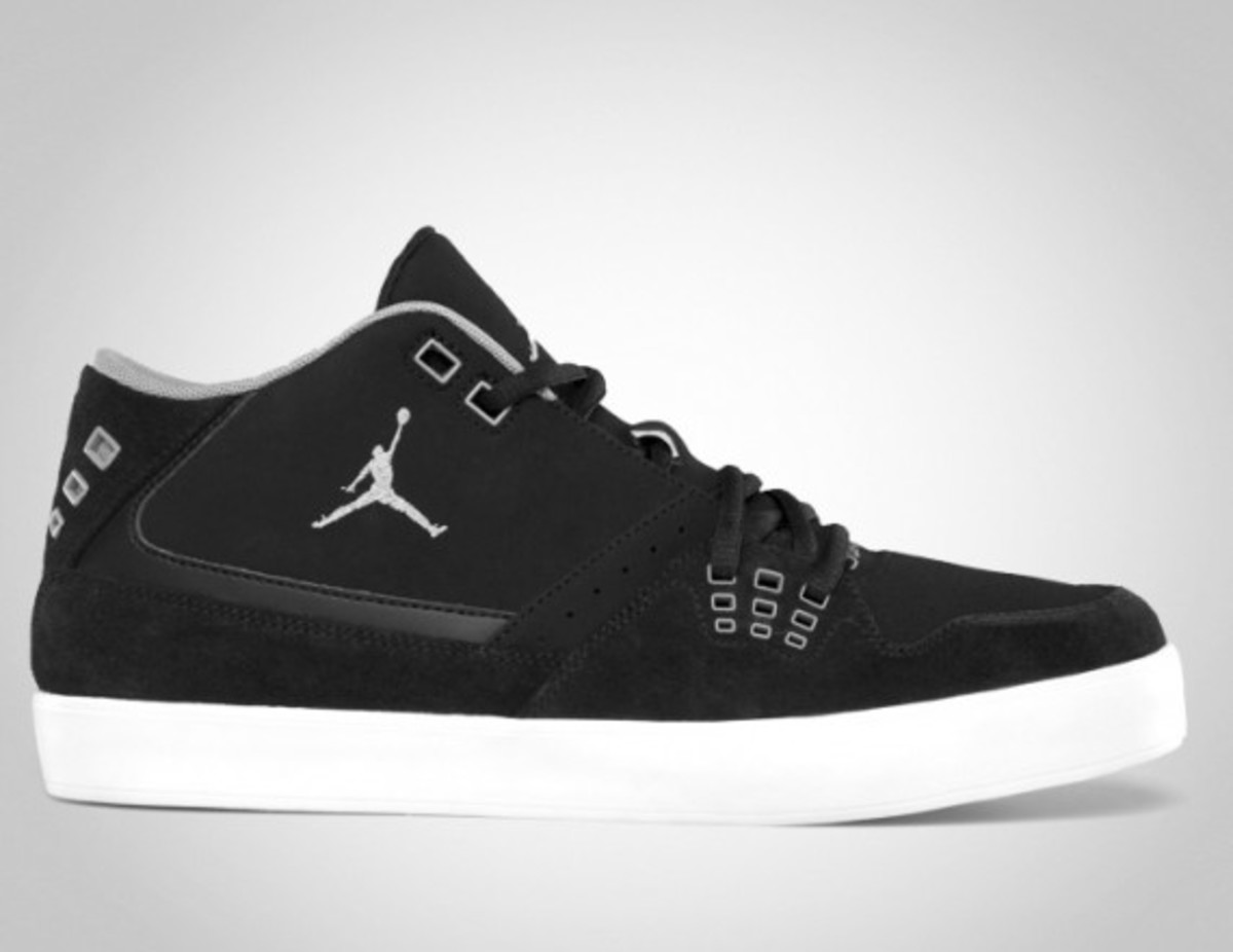 571d6cd44ae Jordan Flight 23 Classic Style: 510892-003. Color: Black/Stealth - White