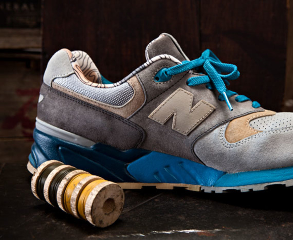 best service 35bed dbc80 CONCEPTS x New Balance S.E.A.L. 999 - Freshness Mag
