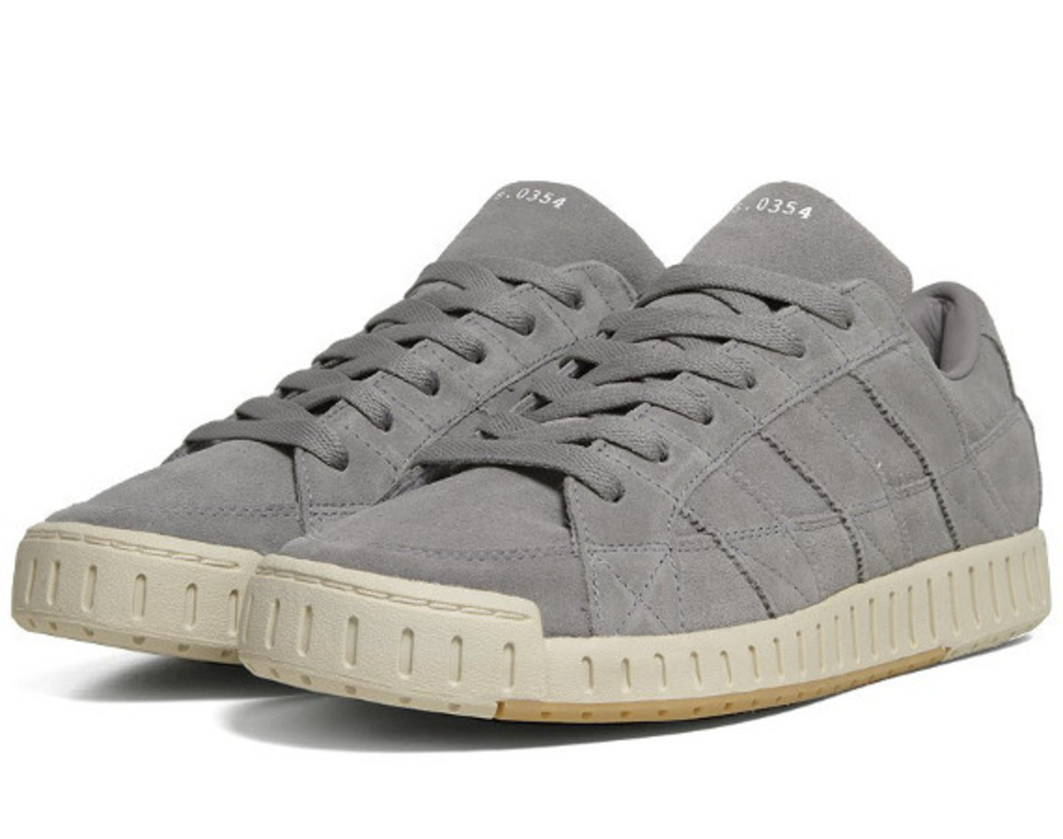 new style 27820 d0287 Imbued with the least conventional aesthetic from The SoloIst x adidas  Originals collection, this unique Lawsuit style shares common materials and  color ...
