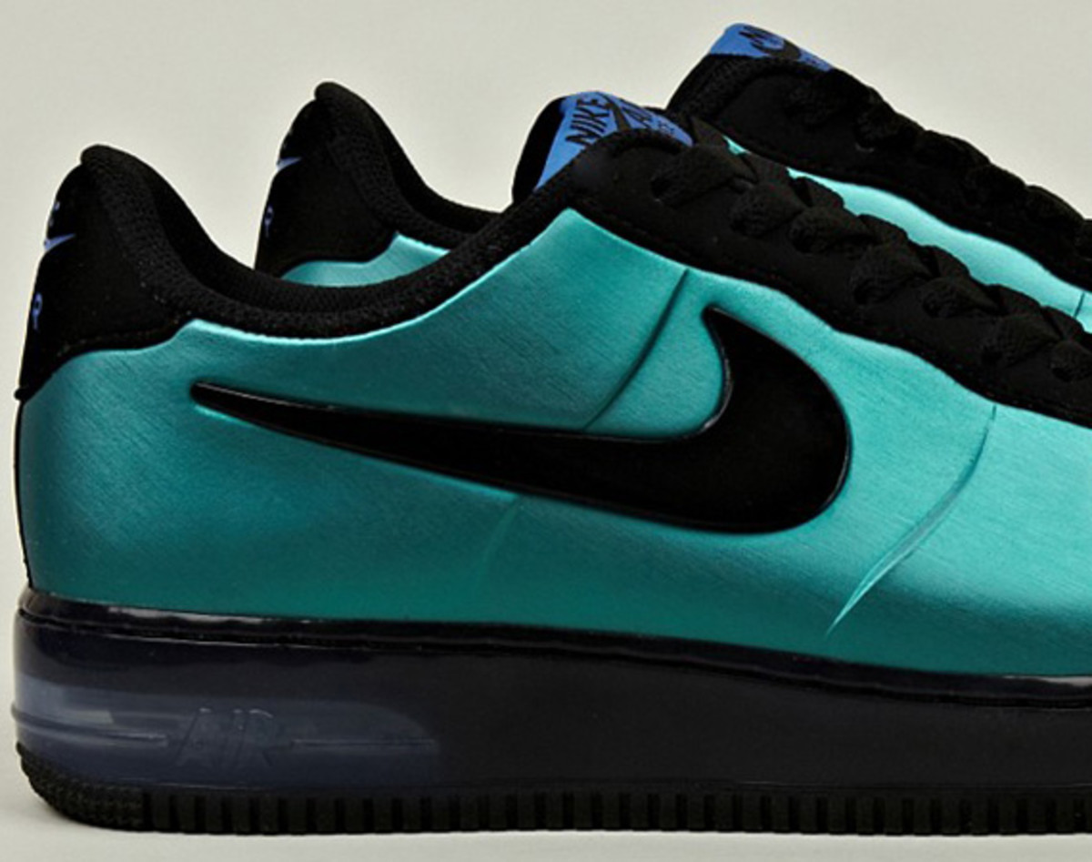 d382064c98e Nike Air Force 1 Foamposite Pro Low New Green Black