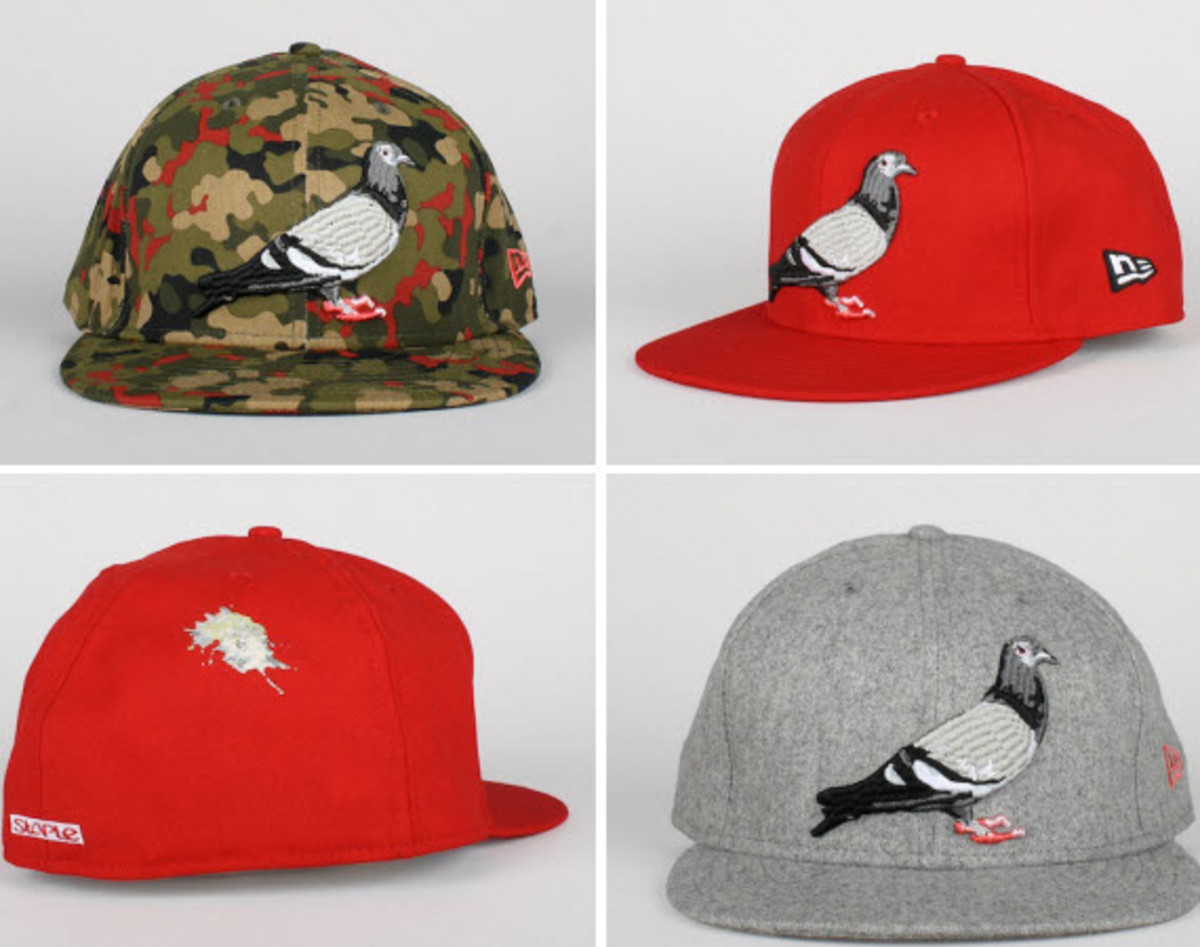 If you re looking for a cap to wear with some of your new pieces from Staple  Design s Fall 2012 Collection 249174e4920e