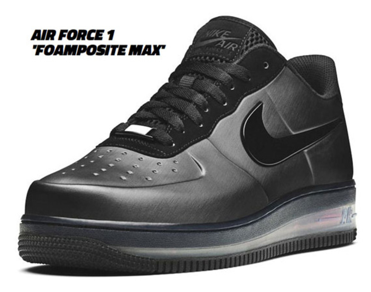 best website 77242 2a412 nike-air-force-1-foamposite-max-black-friday-