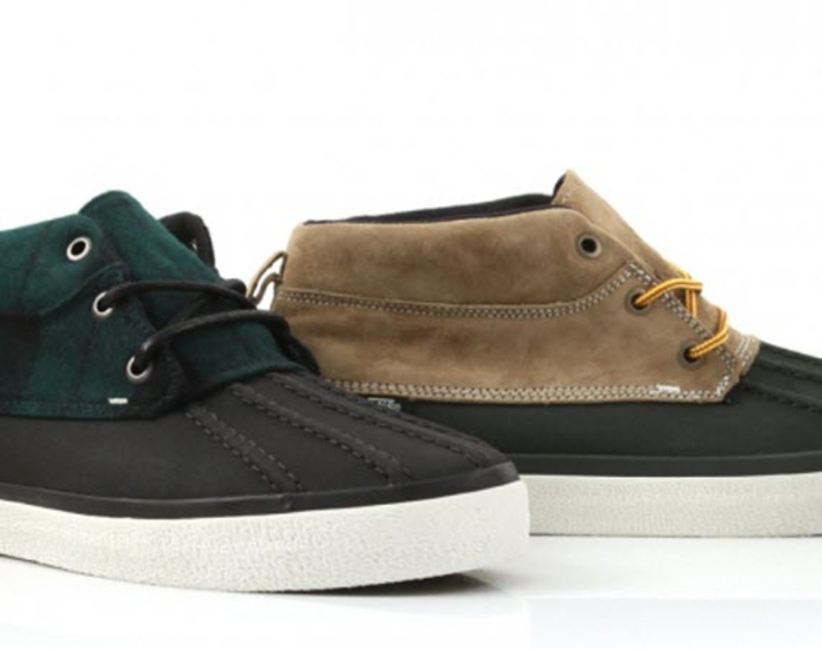 c3d0109d8379c1 Today we get a look at two of VANS California s newest sneaker styles for  the Fall 2012 season