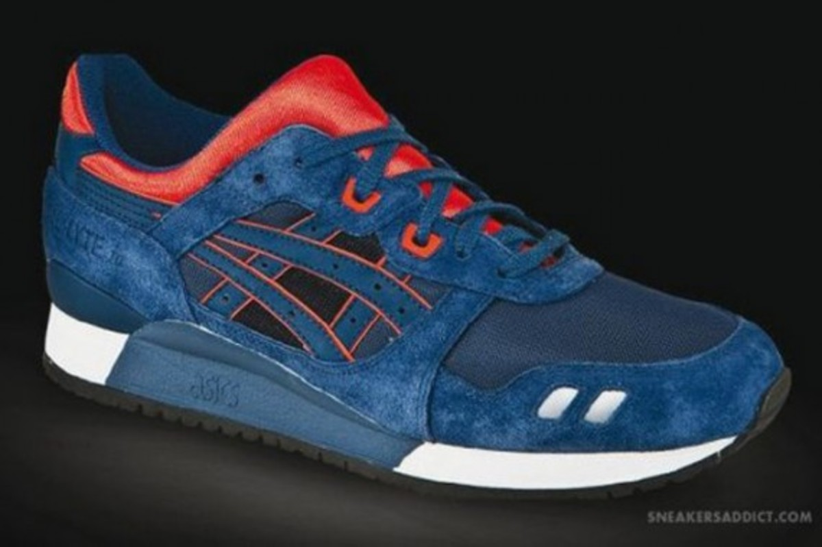 Asics Gel Lyte Iii Gel Saga 2013 Collection Preview