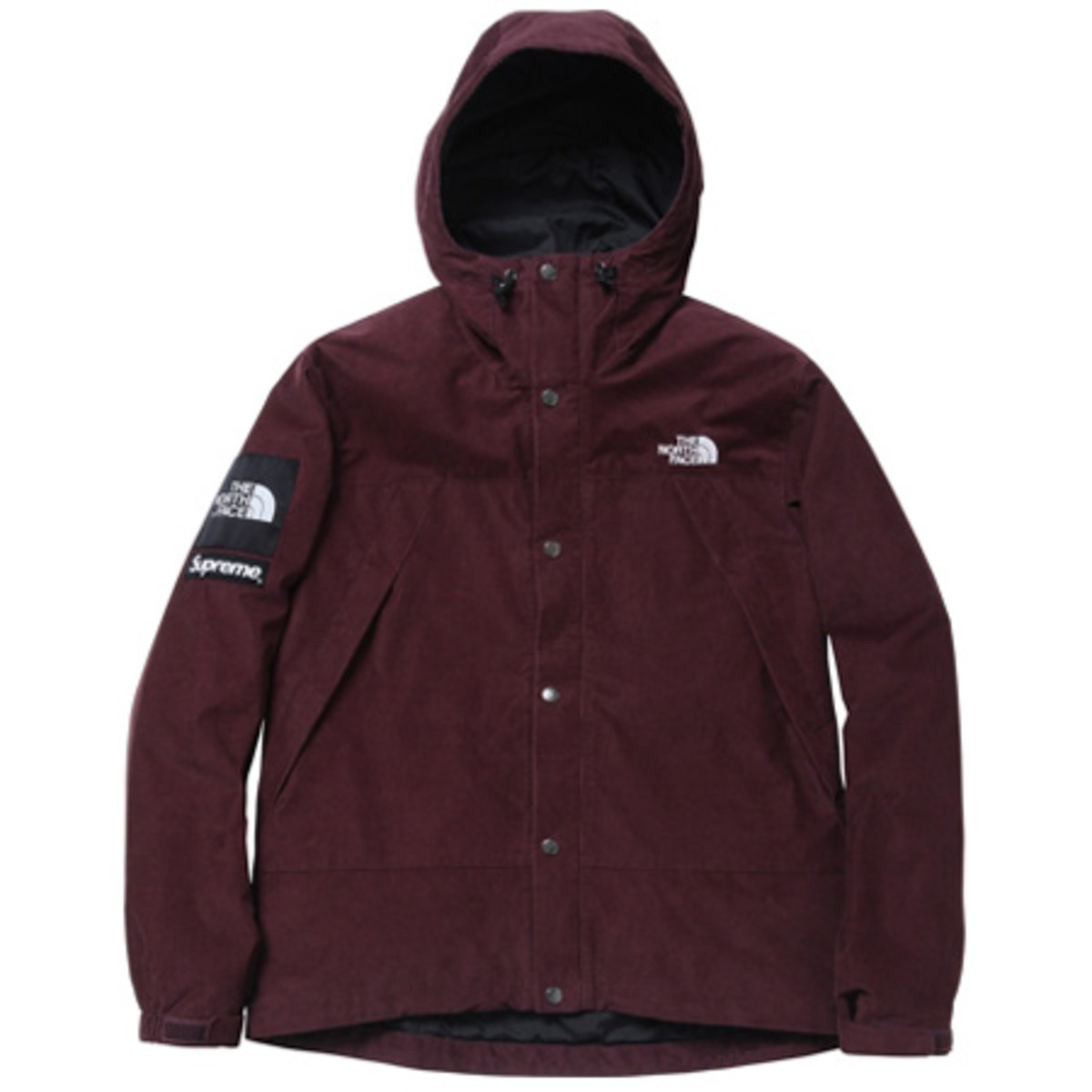 Supreme X The North Face Mountain Shell Jacket Fall