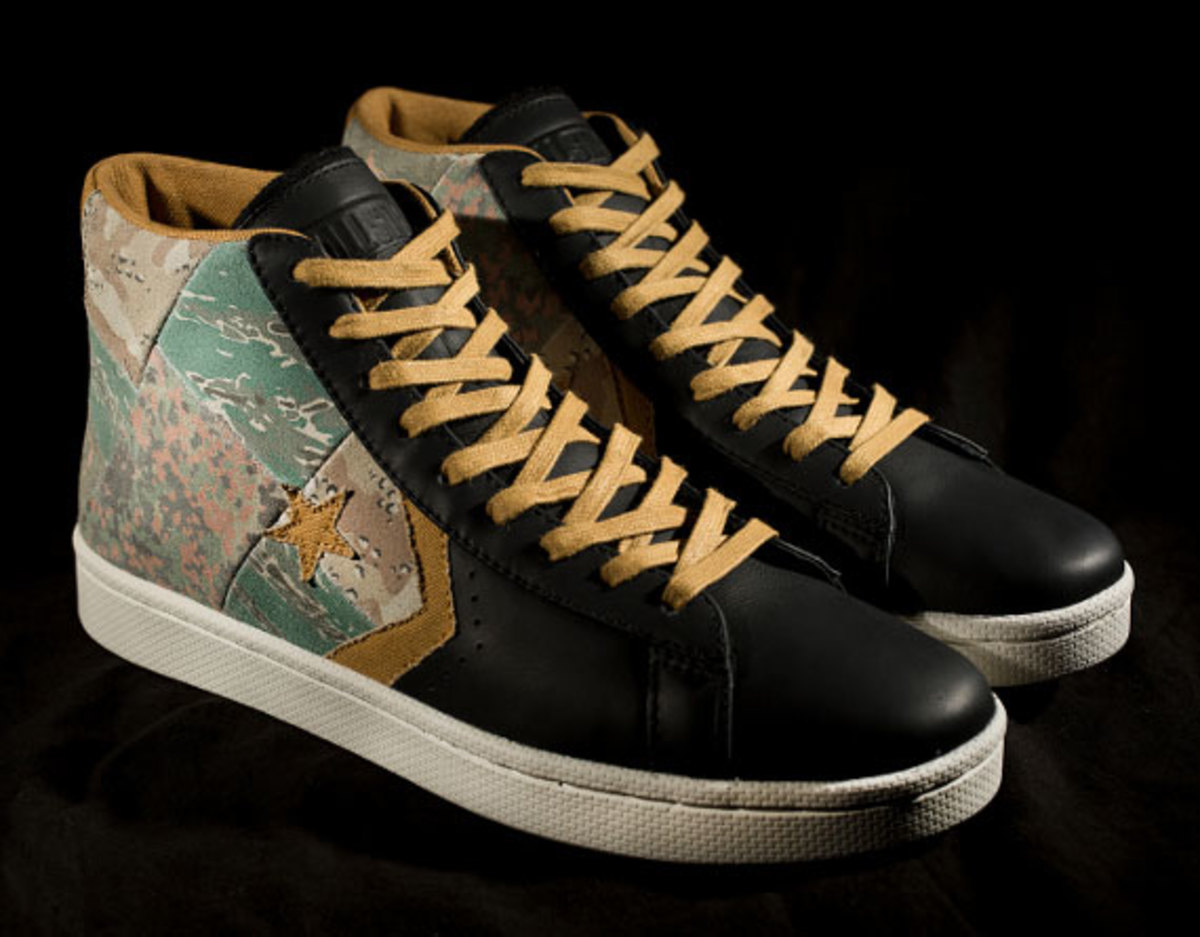 e2192b7899fe stussy new york crew x converse pro leather patchworkunveiled