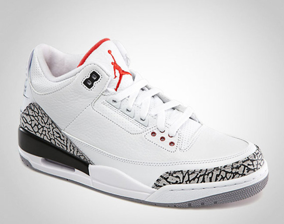 the latest 8cd15 9ee05 Air Jordan III '88 Nike Air Retro | Release Info - Freshness Mag