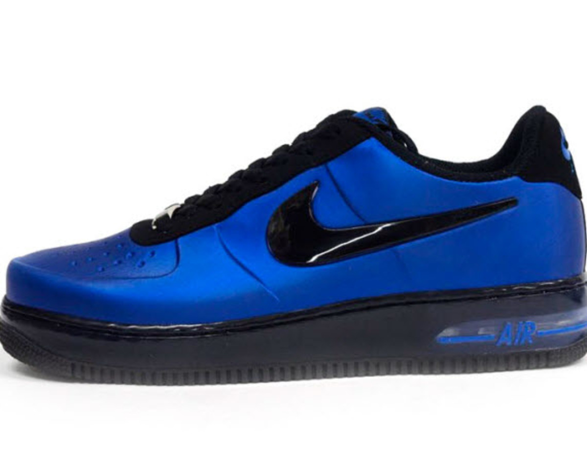 b19d22813a9 A new colorway of Nike s Air Force 1 Foamposite has surfaced