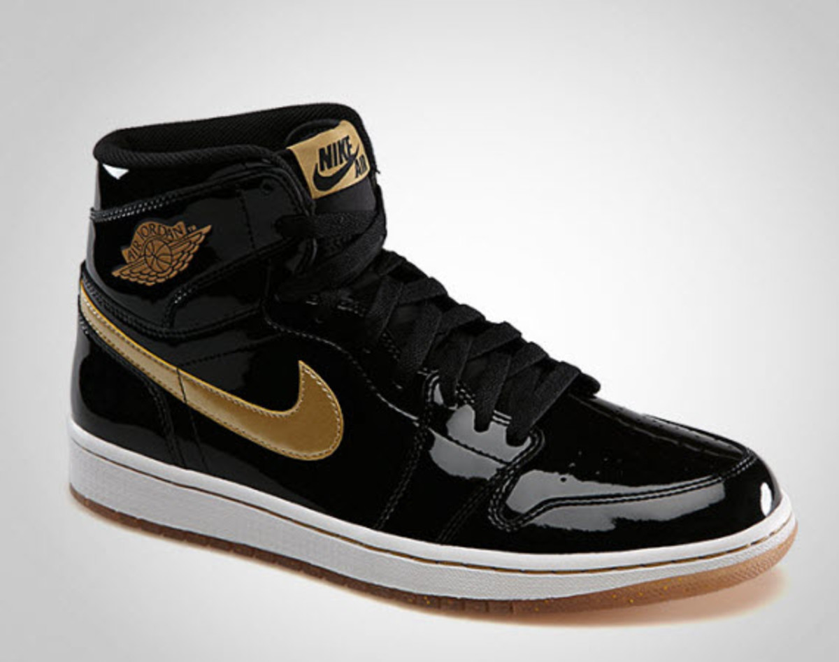 free shipping the latest premium selection Air Jordan 1 High OG - Black/Metallic Gold - Freshness Mag