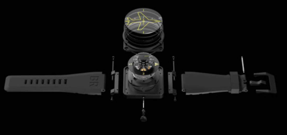 Bell & Ross - BR 01 Aviation Collection Watches - 9