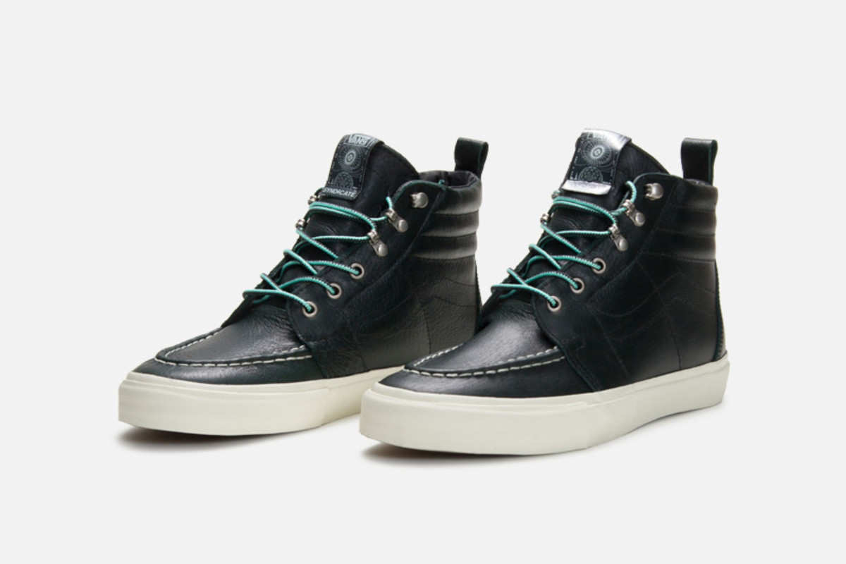 2fa117cd1b Mike Hill x VANS Syndicate Authentic Pro