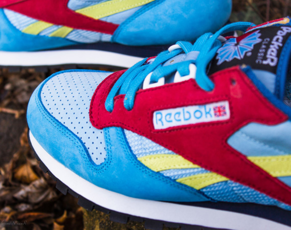 Packer Shoes x Reebok Classic Leather - Aztec  24701f564c