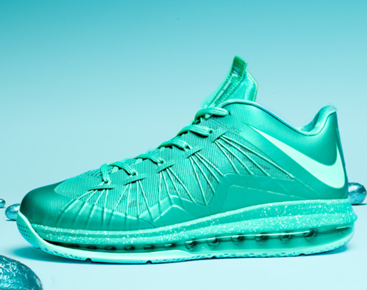 new concept 6ab21 02acf Nike LeBron X Low -