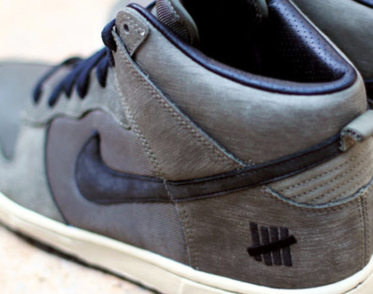 f891400e505a UNDFTD has stepped up to join with Nike once again to release a new take on  the Nike Dunk High