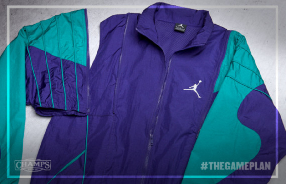 The Game Plan by Champs Sports - Jordan Grape Collection - 8