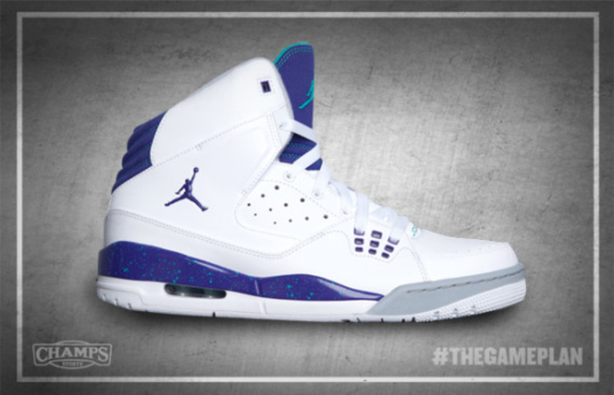 The Game Plan by Champs Sports - Jordan Grape Collection ...