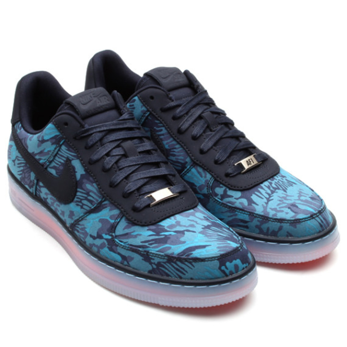 more photos d9139 a2a86 ... liberty art fabrics  Nike Air Force 1 Downtown PRM QS Pack  Release  Date  April 13th, 2013 (Saturday) ...