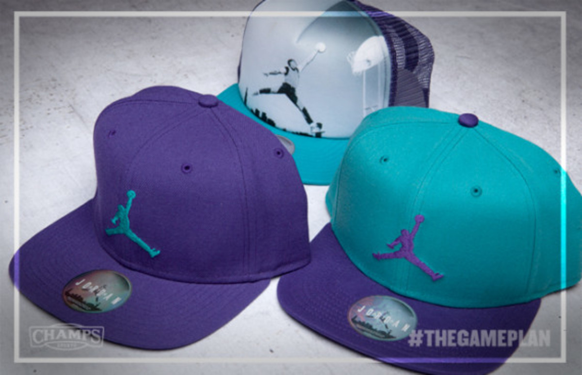 The Game Plan by Champs Sports - Jordan Grape Collection - 12