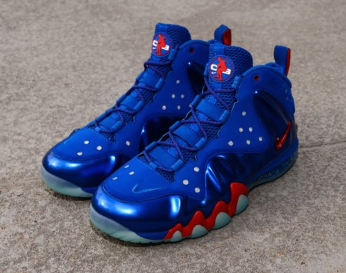 new products e082d fa3a6 You don t have to be a Charles Barkley fan or even support the 76ers to  know that this pair of Nike Posite Max s are going to be a hot buy when ...