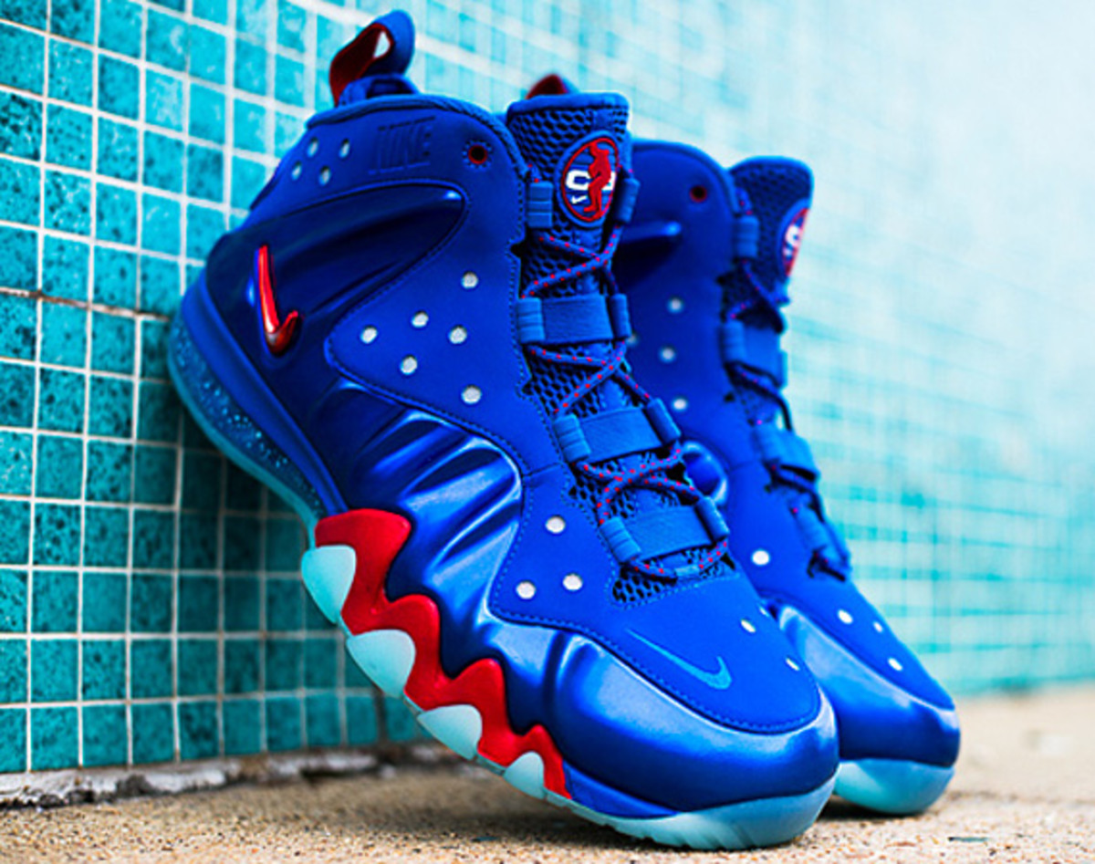 the best attitude d6b04 a3bd5 Coming at a steady if not furious pace, the Nike Barkley Posite Max, a  hybrid variation of Penny and Barkley signatures, has been a surprising hit  with ...