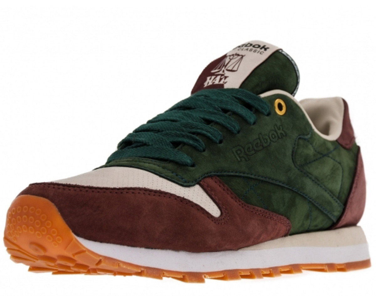 4f0e7214a35 Reebok and Highs And Lows got together on yet another joint project