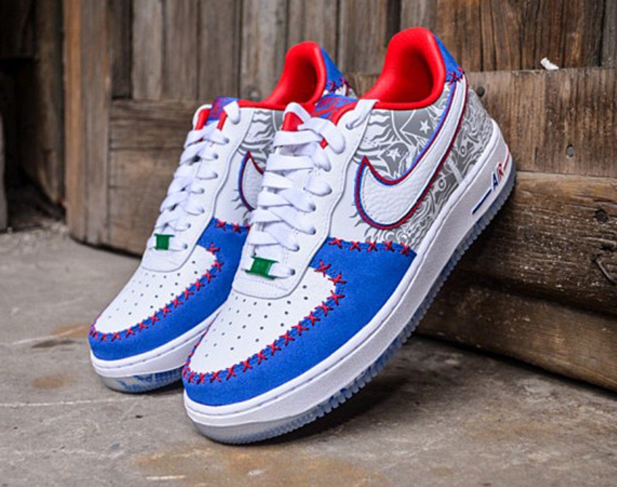 nike air force 1 low puerto rico
