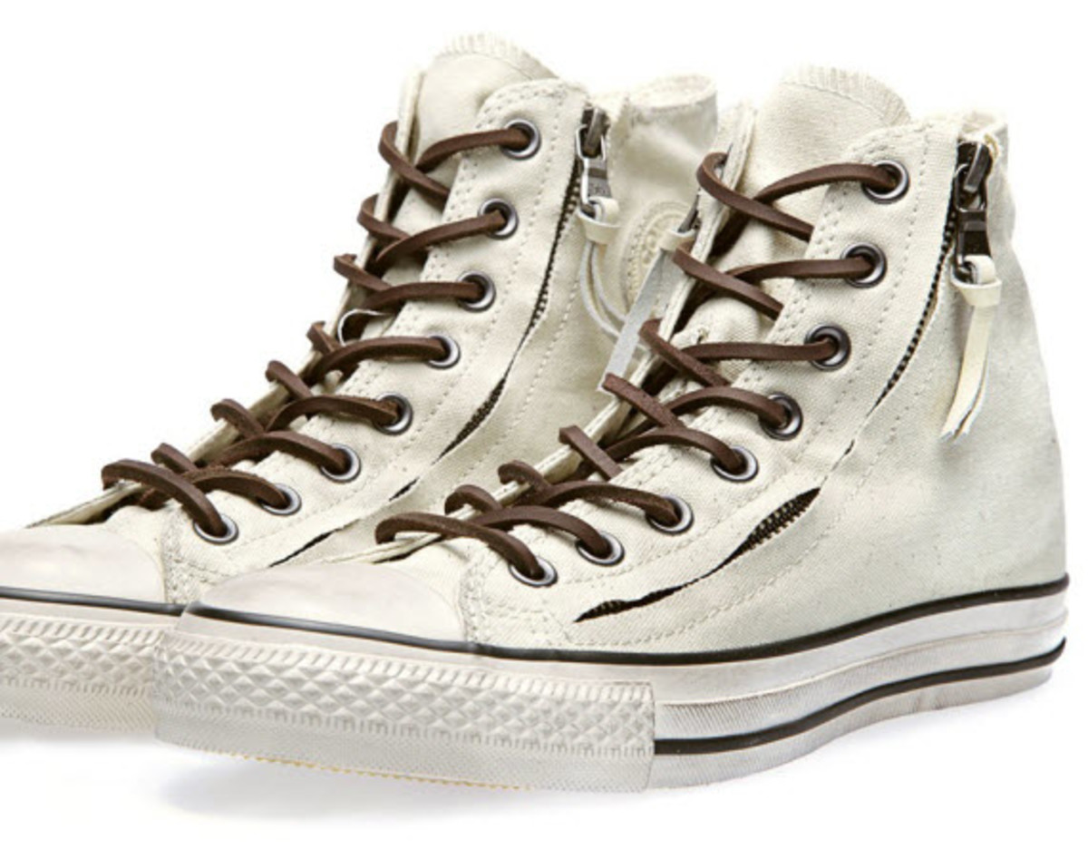 converse all star chuck taylor double zip