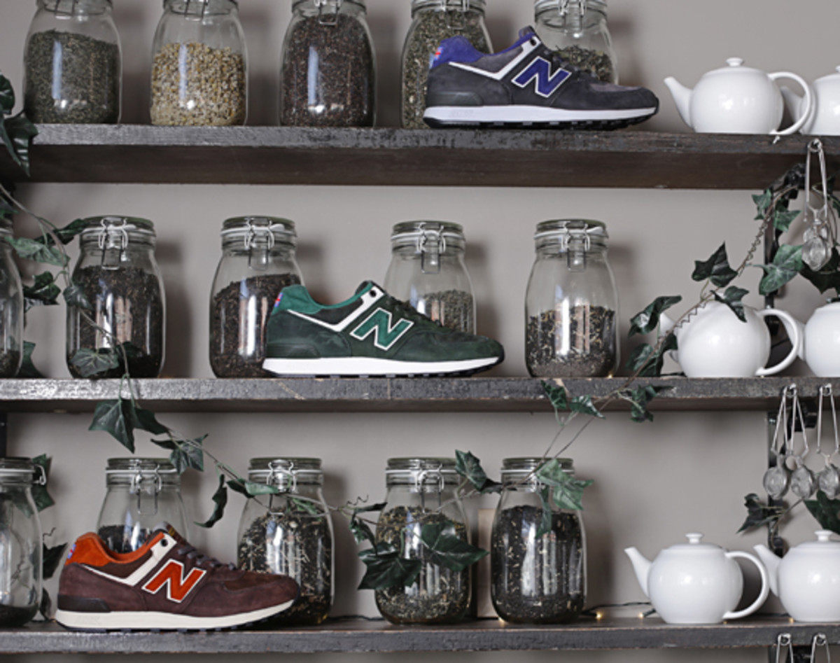 huge discount 6b7c1 70c69 New Balance 576 Made in England Tea Pack - Freshness Mag