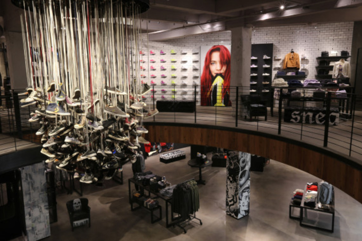 8ed35bec68ac3 Converse - Largest Global Store Opening in San Francisco - Freshness Mag