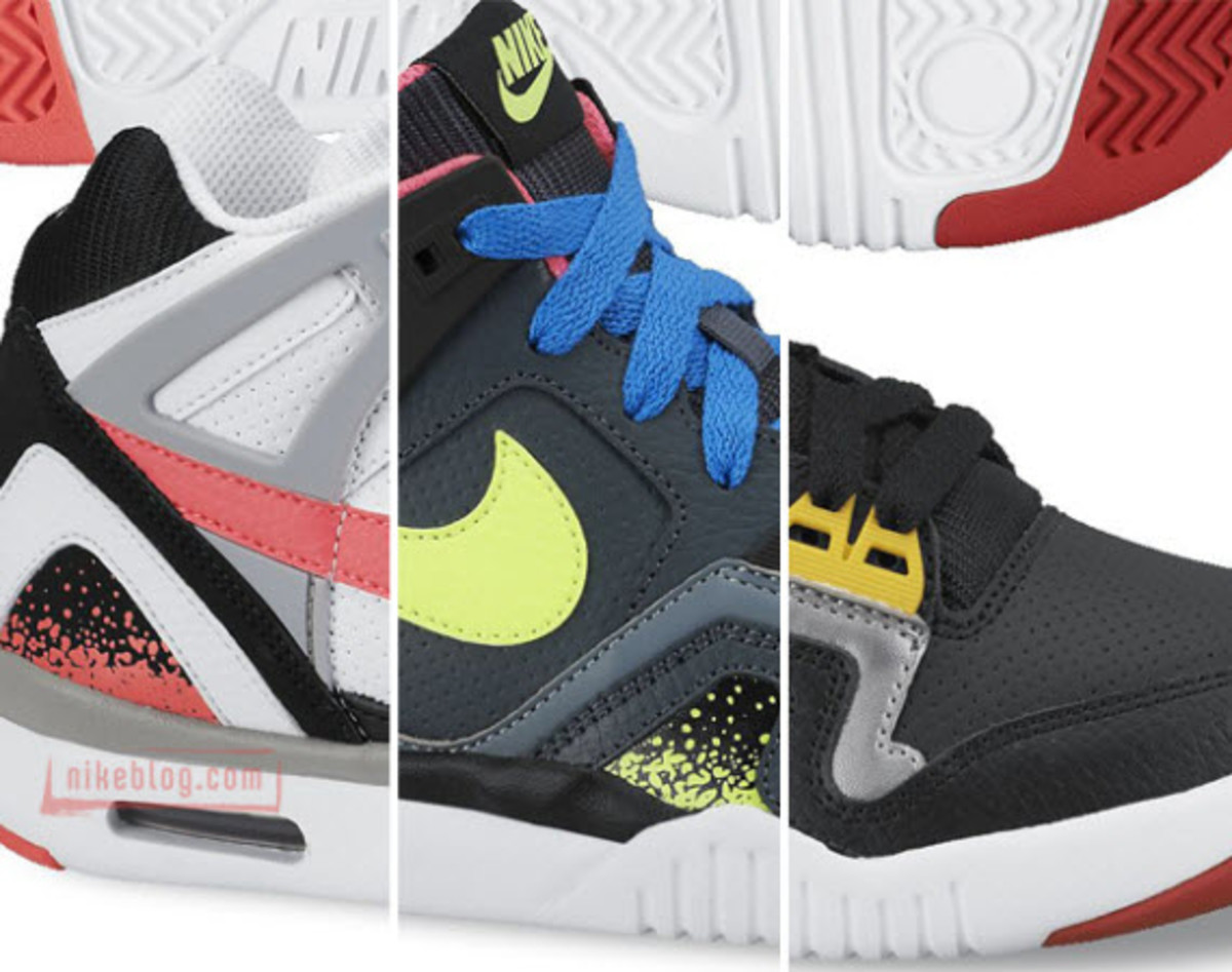 And others like it volcanic. If you're in that second group, then you need  to listen up. The most sought-after look for the iconic Nike Air Tech  Challenge ...