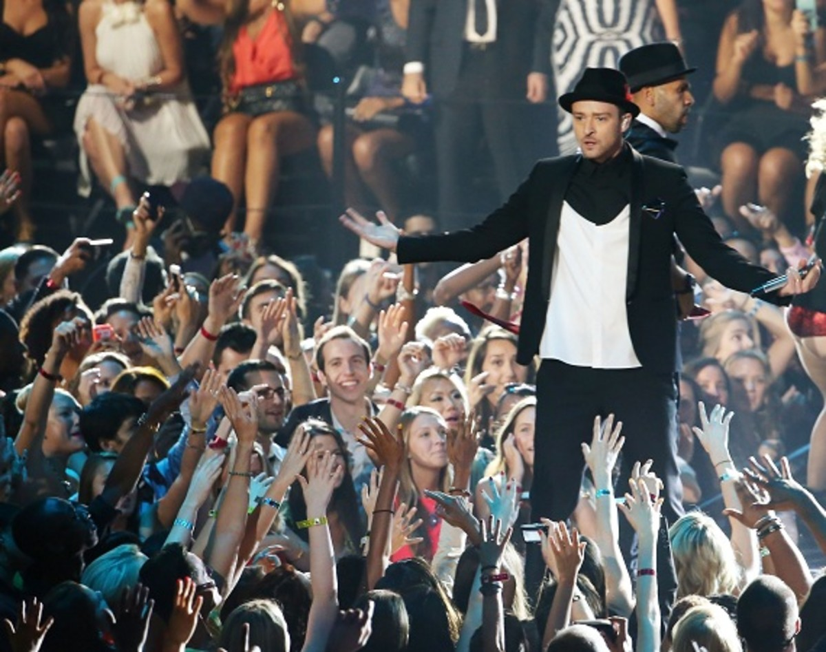 Miley Cyrus and Justin Timberlake may be subject to sanctions 03.04.2014 69