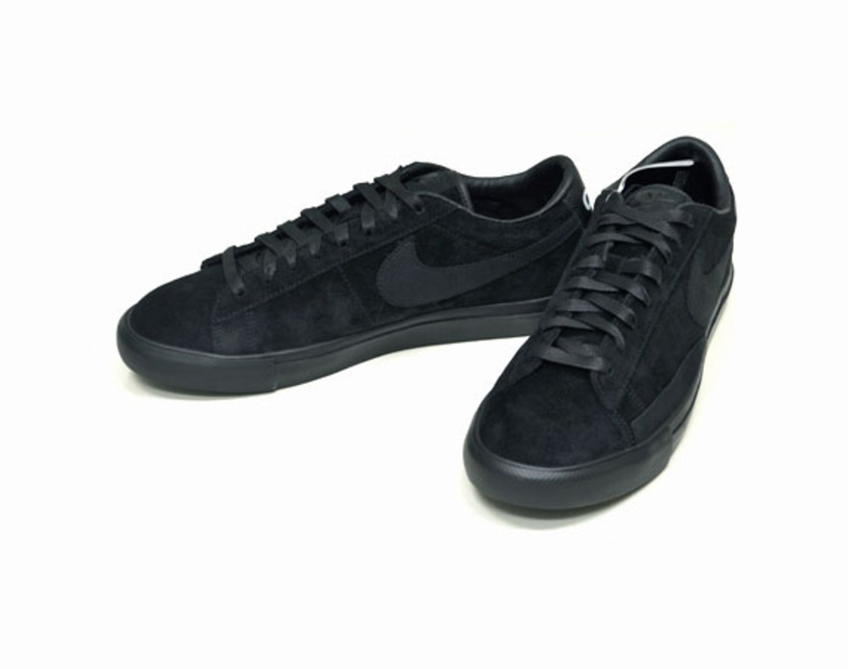 wholesale dealer 9f863 0c869 Comme des Garcons BLACK x Nike Blazer Low - Freshness Mag