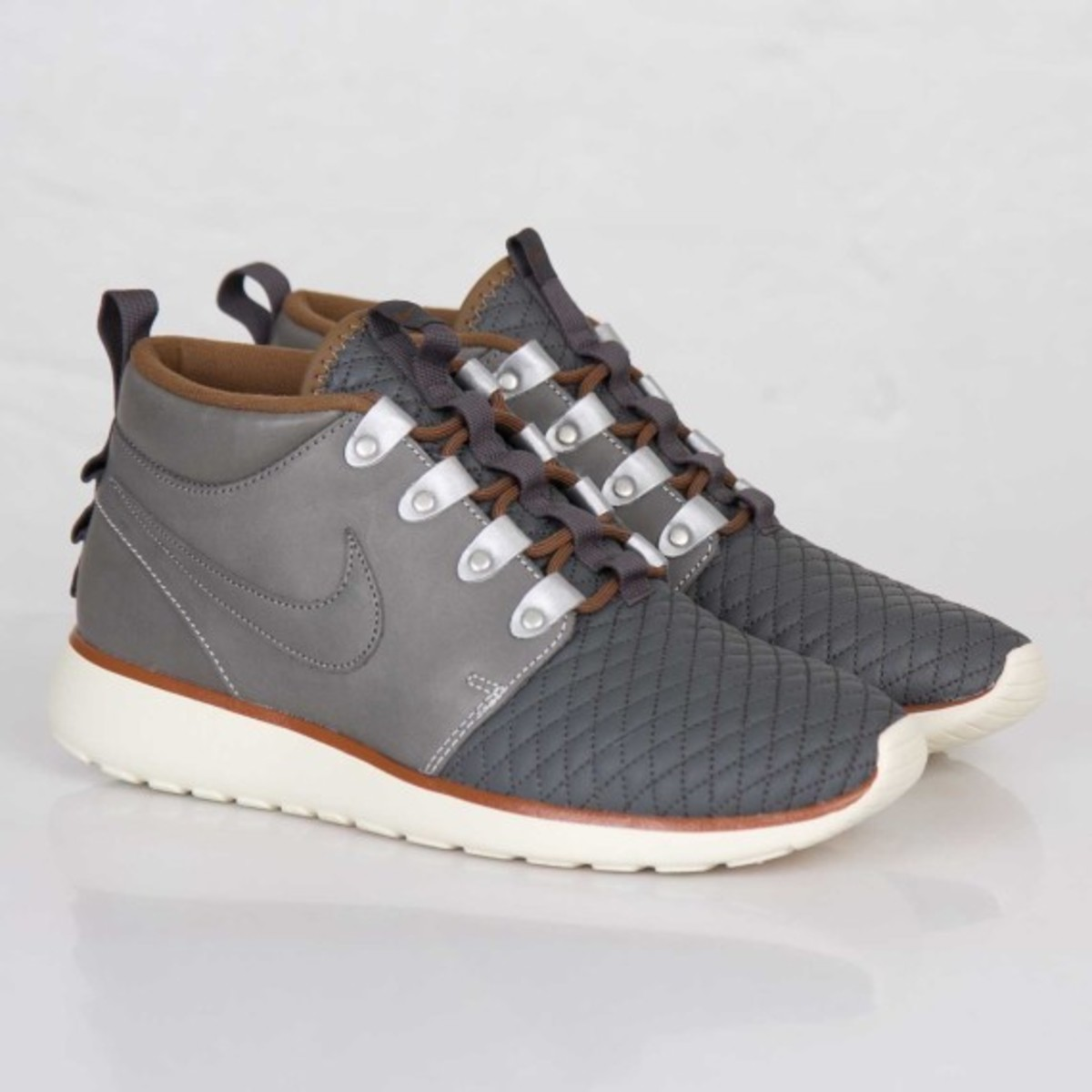 Nike Roshe Run Sneakerboot QS - Mercury Grey | Available Now