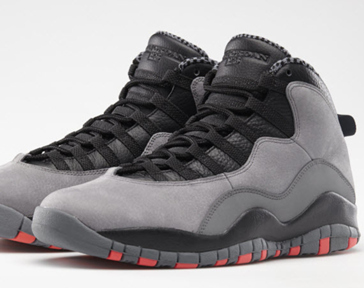 aa94b56cb1e In fact, they've been busy dropping silhouettes left and right, including  releasing more information on the upcoming Air Jordan 10 Retro. Arriving in  a Cool ...