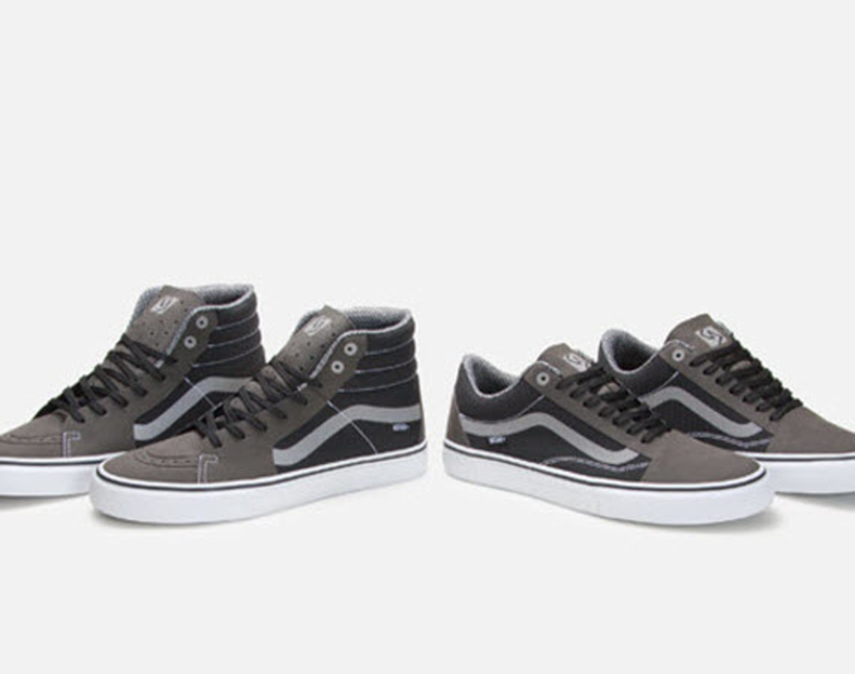 c2d8b30983 Holiday 2013 is a good time as ever for Vans to treat us with two  contemporary makeovers of their always-classic Sk8-Hi and Old Skool  silhouettes.