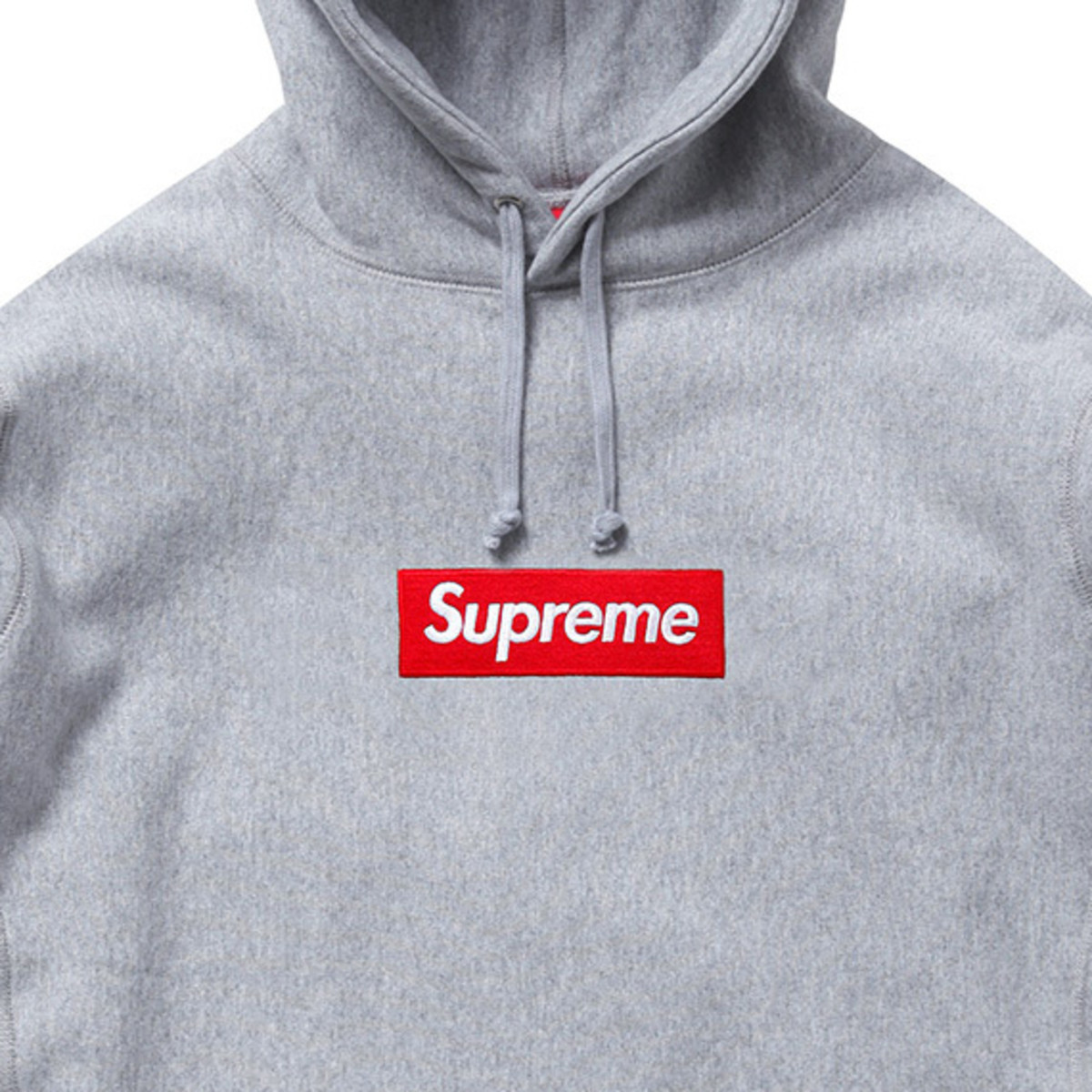 Introducing The Return Of Supreme S Iconic Box Logo Pullover Made From Heavyweight Cross Grain Cotton Fleece Featuring Rib Gussets And A Kangaroo Pouch