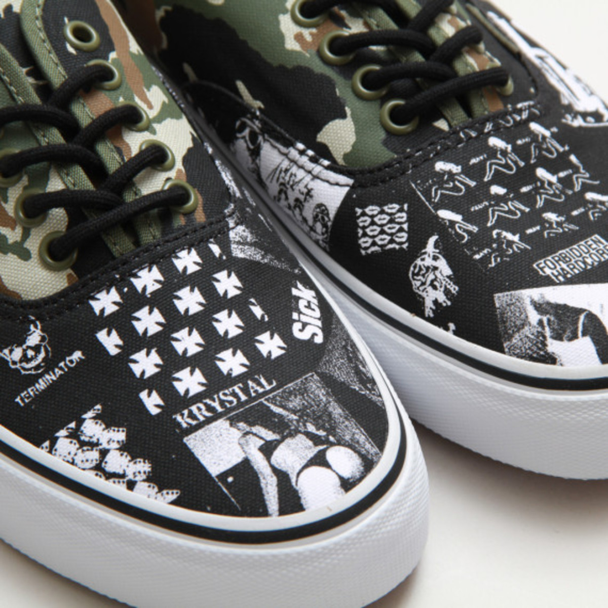 eed1ed213e Weirdo Dave x Vans Syndicate Authentic
