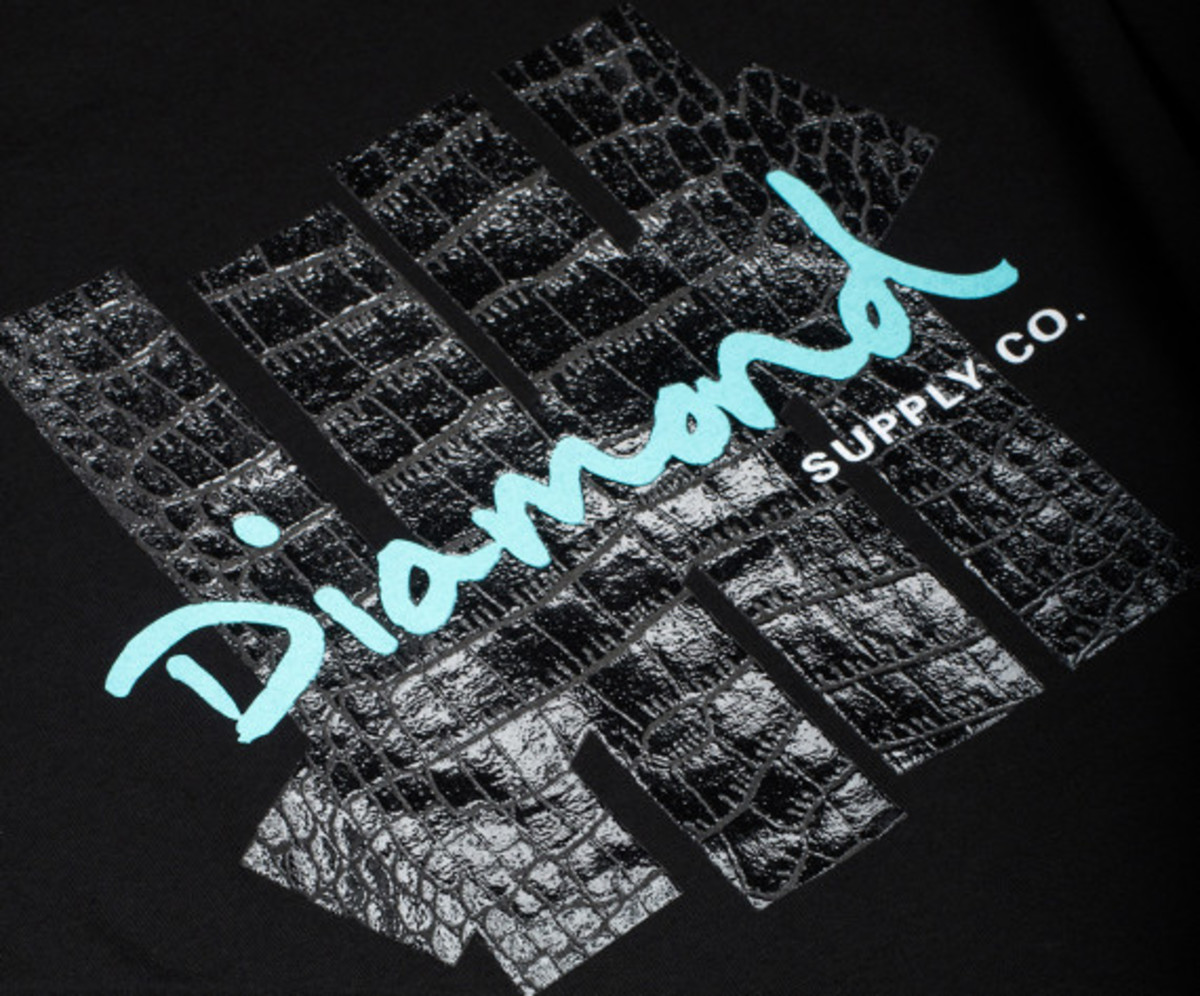 a1b9e5771847 Los Angeles-based retailer UNDEFEATED recently dusted off an old t-shirt  design to commemorate the upcoming release of Diamond Supply Co. x Nike SB  Dunk ...