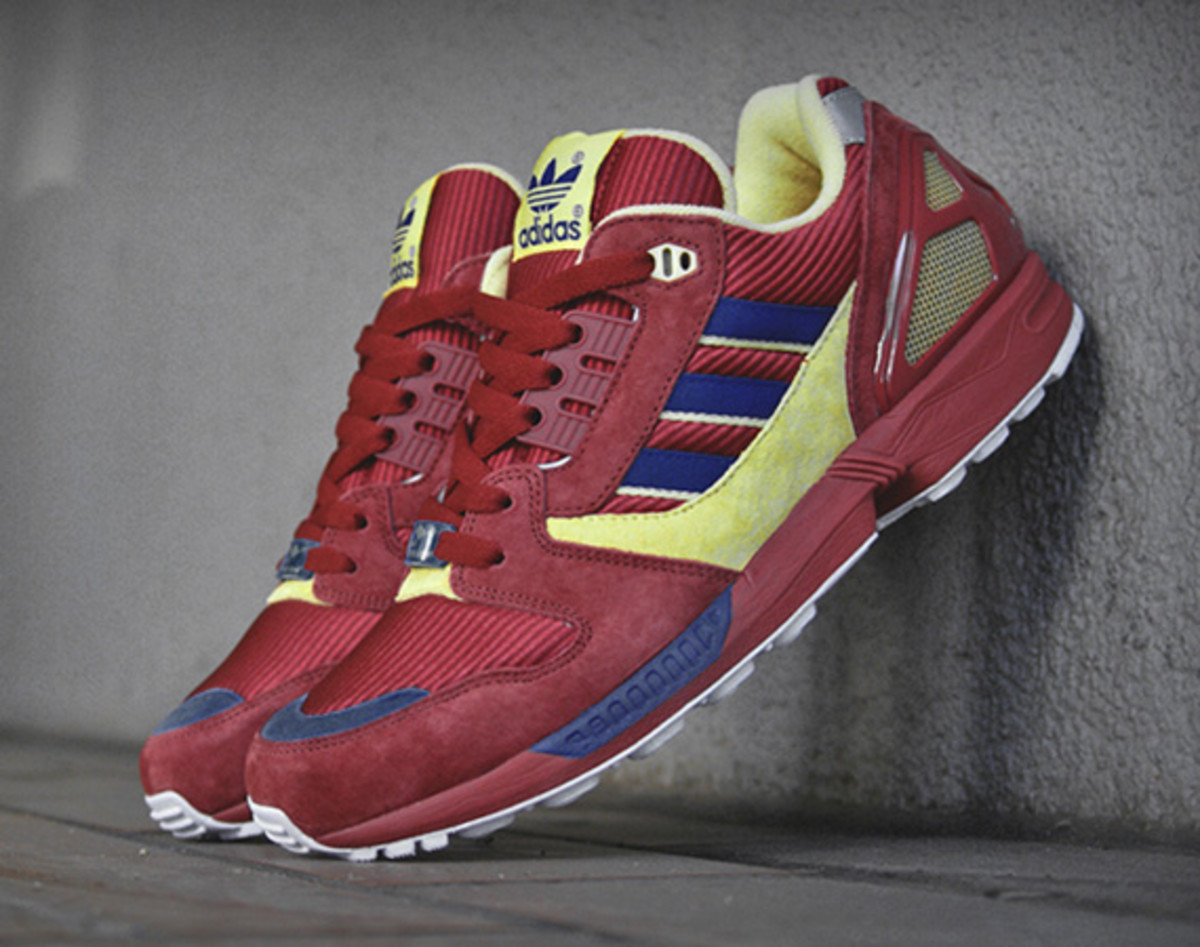36de1baaa3a86 Part of adidas Originals  celebration to mark the 25th anniversary of its ZX  Family