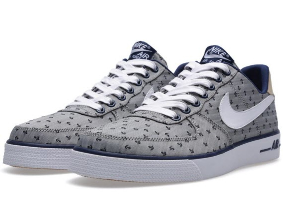 competitive price 8225a c6936 You don t have a member of Uncle Sam s Canoe Club to appreciate Nike s  interesting new pack of Air Force 1 AC s. The lifestyle, cupsole-infused  version of ...