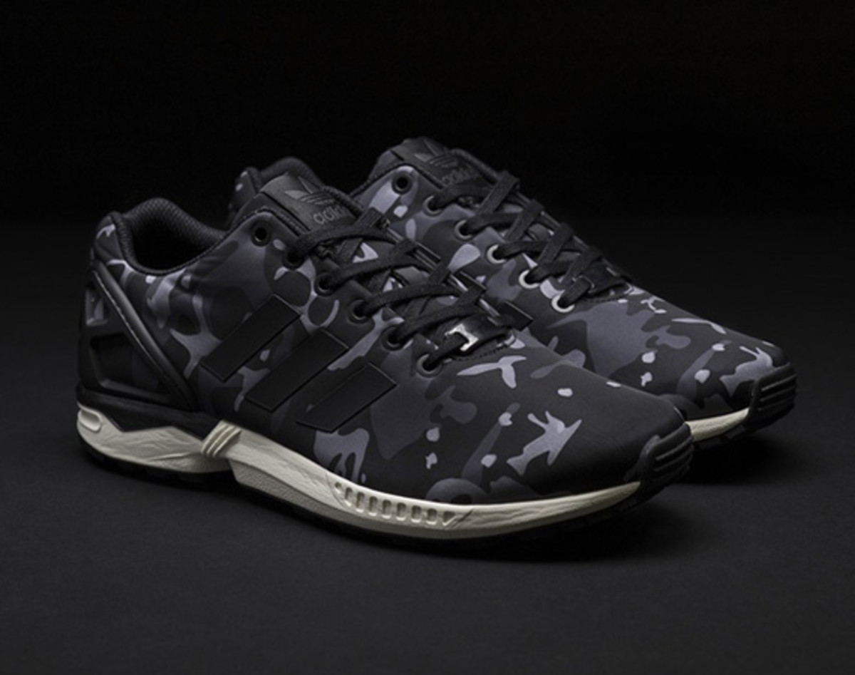 "adidas ZX Flux ""Camo"" - SneakersNStuff Exclusive  9407c29ff"