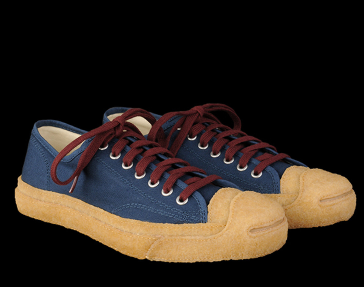 CONVERSE Jack Purcell - Gum Crepe Sole | Available Now