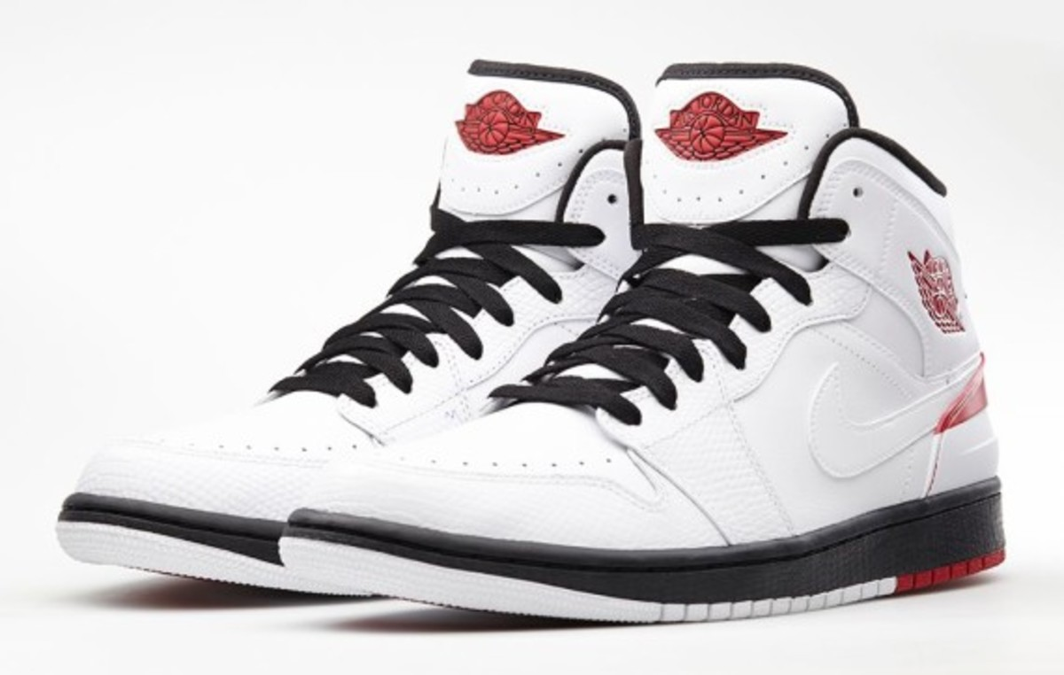 5e2a9ea0765 Air Jordan 1 Retro  86 - White Gym Red - Freshness Mag