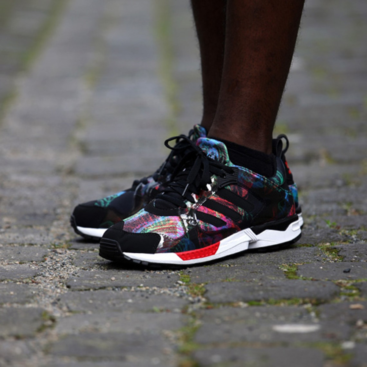"more photos 567bf 2697b adidas Originals ZX 5000 RSPN - ""Multicolor"" - Freshness Mag"