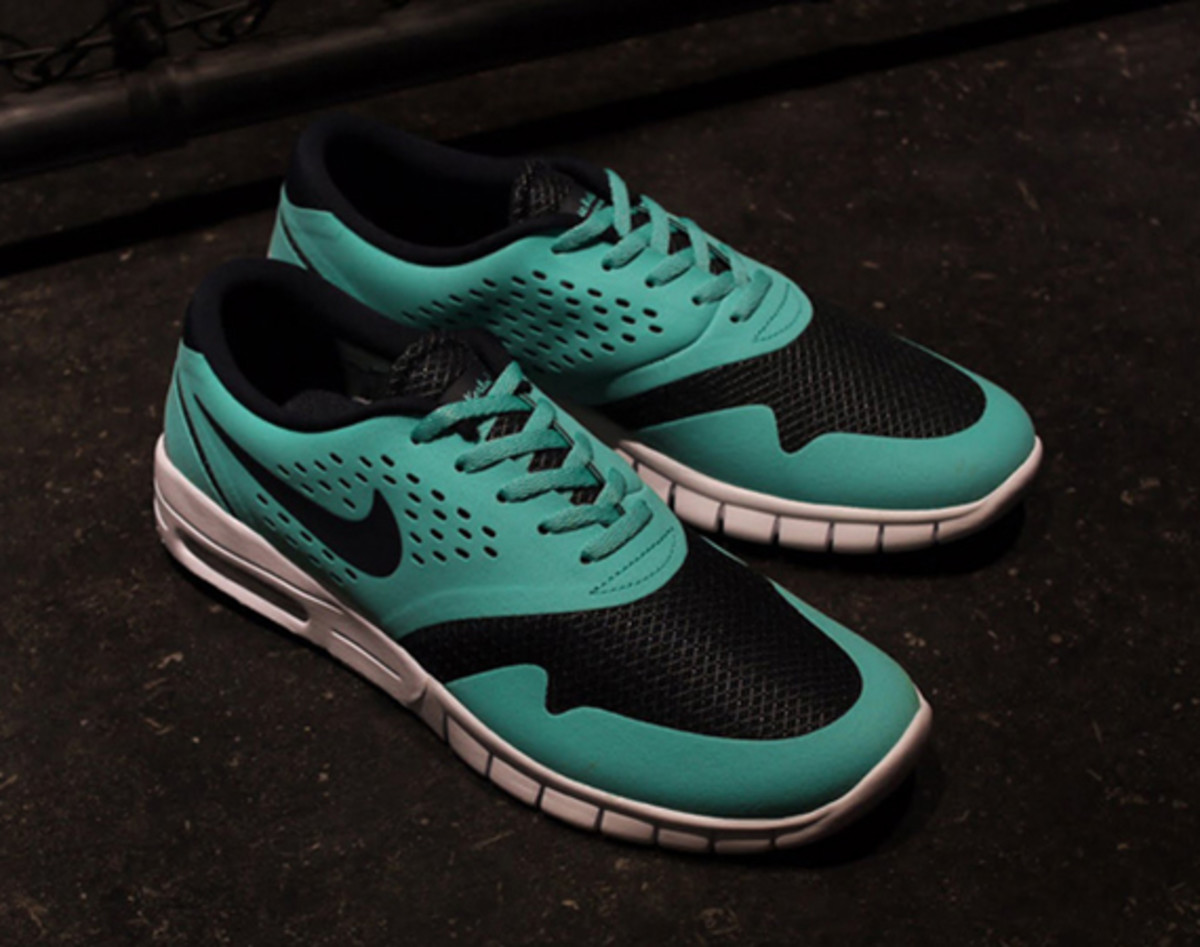 c341a8ea286c Nike SB is certainly pushing Eric Koston at the forefront of their sneaker  program