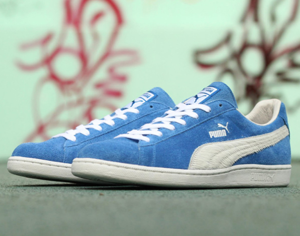 5f21daf89bc PUMA and Japanese sneaker boutique atmos are back again for their second  joint venture. For this project