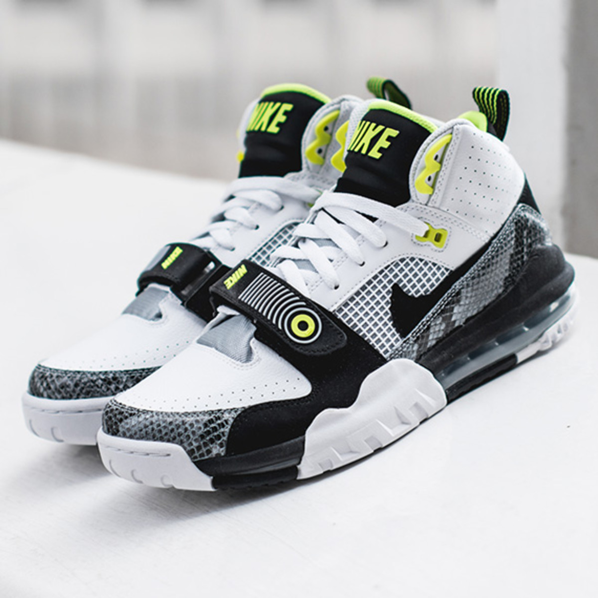 online store fc5fd e5bb9 ... A new take on the Bo Jackson s signature Nike Air Trainer, the Nike Air  Max ...